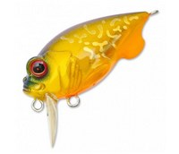 Воблер Megabass Griffon Zero 45F (7г), цвет: Impact Yellow Bug