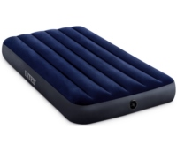 Надувной матрас Intex Classic Downy Airbed Fiber-Tech 99x191x25 см, арт:64757